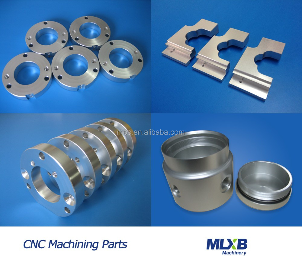 Anti-Hydraulic Pressure Vessel Anodized Aluminium CNC Machining Part