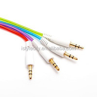 Colorful Audio Cable 3.5mm Male to Female