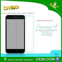 Brand New Universal hot sell tempered glass screen protector for 6 plus