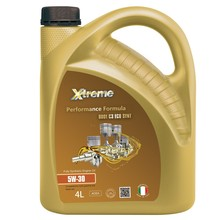 Fully synthetic mineral SN Gasoline Engine Oil 5w30 5w40
