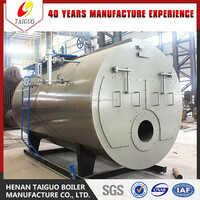 2015 Quality!! Industrial Steam Boilers on Diesel/Gas Fuel (Capacity 0.5-6tons/hr)