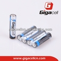 NEW hot selling point! AM4 battery LR03 battery Size AAA battery