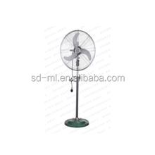 Adjustable 20 inch stand fan metal fan with high quality