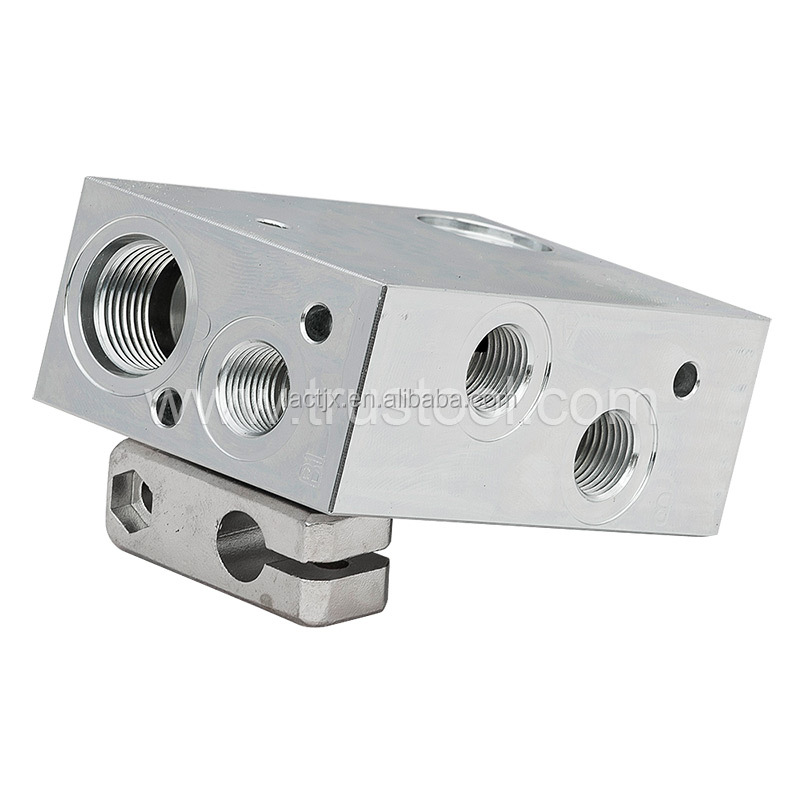high tolearce stainless steel machining non standard metal auto parts