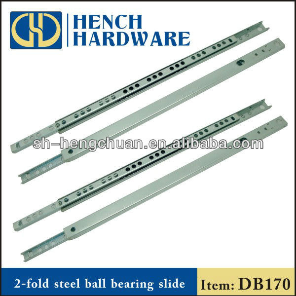 17mm Ball Bearing Drawer Slide