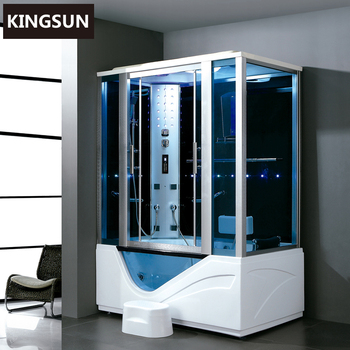 China Factory Kingsun Steam Sauna Room Steam Shower K-7040A