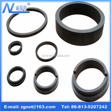 Sichuan NaiSiTe- ZN12 series custom made carbon ring for spare parts of mechanical seal