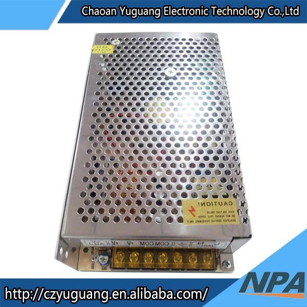 Factory supply CE approved 360W 12V 30A power supply/led driver