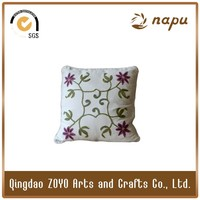 embroidery cushion cover cushion pillow case throw pillow cover