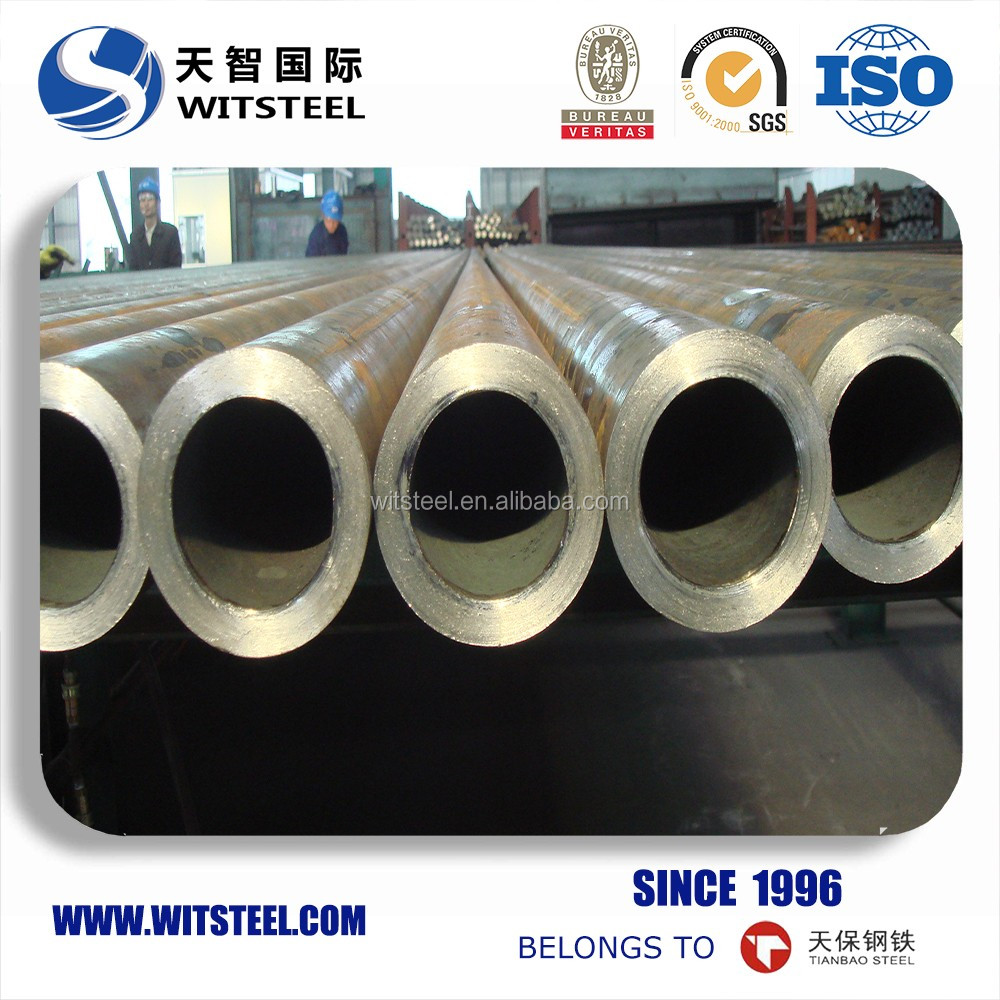 Cold drawn square/rectangle galvanized seamless steel pipe