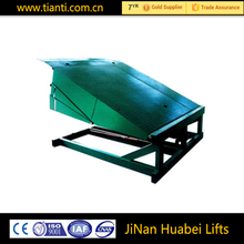 Hot sale hydraulic steel car forklift ramp portable loading ramp with CE Approved