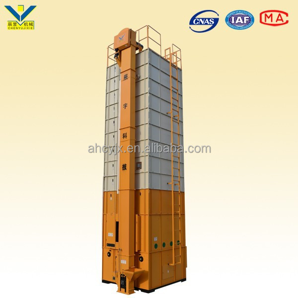 Vertical Type 10T Cereal Dryer For India Market