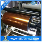 Multi Color Aluminum Foil Rose Gold Hot Stamping Foil for Industry Usage