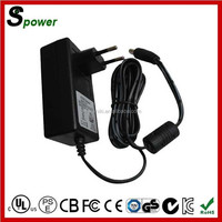 Professional adapter 12V 3A AC to DC Adapter 36W with different plug