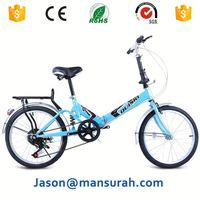 High quality MINI Cooper licensed 10 inch 3 wheel kids folding bike baby tricycle