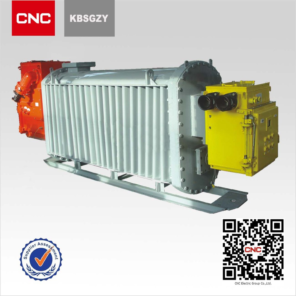 Latest products KBSGZY10(6) mining explosion proof gis substation