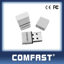 COMFAST CF-WU815N Super mini usb wireless wifi adapter with RT5370 chipset