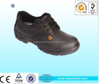 buffalo leather safety footwear ladies high heel safety shoes bata safety shoes