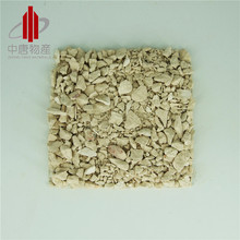 Al2O3 80% round kiln calcined bauxite for sale