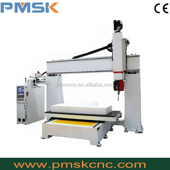PM-1224 Trade assurance 2016 newest model top quality cnc 5-axis head