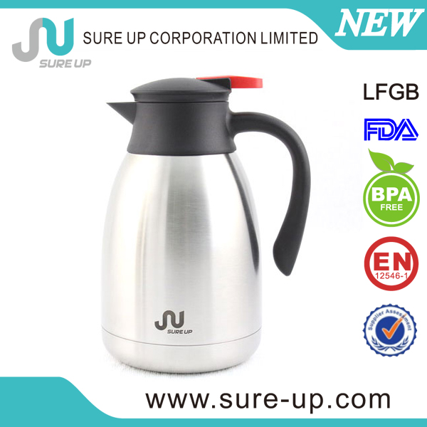 Coffee shop use bpa free large coffee thermos (JSBT)