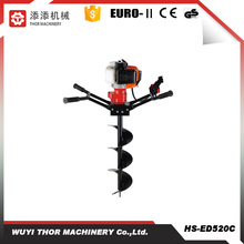 520C professional earth auger drill electric