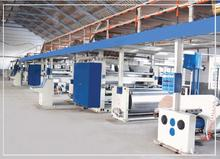3/5 layer corrugated cardboard production line