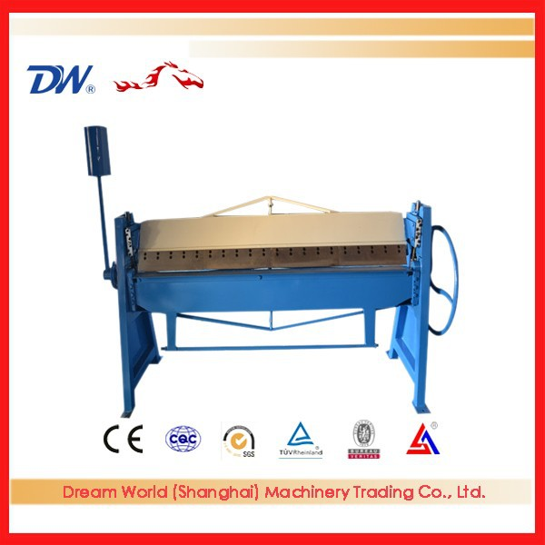 2 meters Hydraulic Metal Sheet Hand Folding Machine