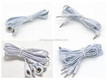 electrode pad lead wire for massager
