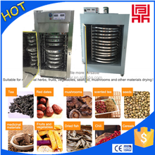 industrial food dehydrator/vegetable drum dry oven/fruits rotary dryer cabinet