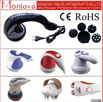 high quailty relax tone blue color massager