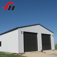 Chinese Company Temporary Storage metal structure house