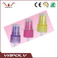 Customized body mist/plastic fine mist sprayer