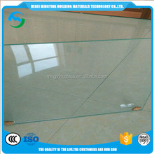 4~22mm fixed security tempered window glass with EN12150&CCC