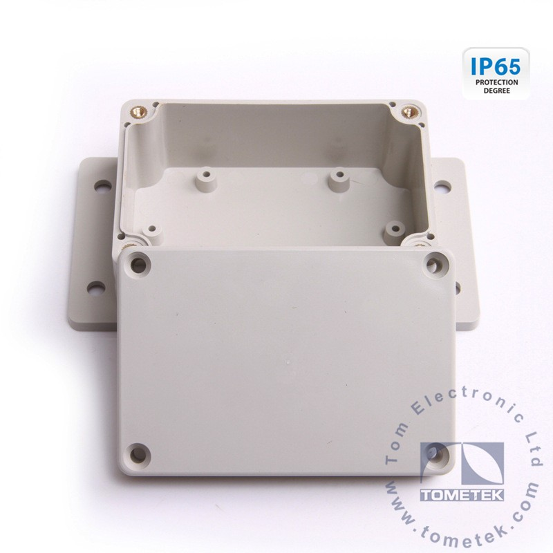 IP65 100*68*50 mm abs waterproof switch box cabinet