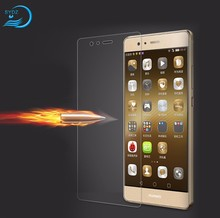 Bulk Buy From China Flexbile 0.1Mm 4H 2.5D Tempered Glass For Huawei P9 Accessories