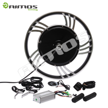 electric bicycle front / rear wheel 48v 750w hub motor ebike conversion kit with lithium battery
