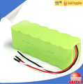 Best price 14.4v 1800mah nimh battery for cordless drill and vacuum cleaner
