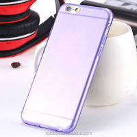 0.45mm Soft Back Cover Rubber TPU Clear Mobile Phone Silm Case for LG G4 for LG G4 Mini