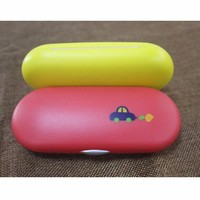 Factory Supply Hard Plastic Cute Kids Eyeglasses Cases, Optical Case For Optical Frames