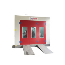 Drying Lacquer Infrared paint booth supplies