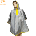 PVC Disposable Rain poncho Raincoat