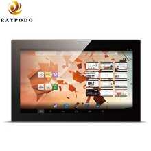 Raypodo 14&quot; 15&quot; 17&quot; 18.5 inch 1366*768 capacitive touch screen monitor with Android 7.1 <strong>system</strong>