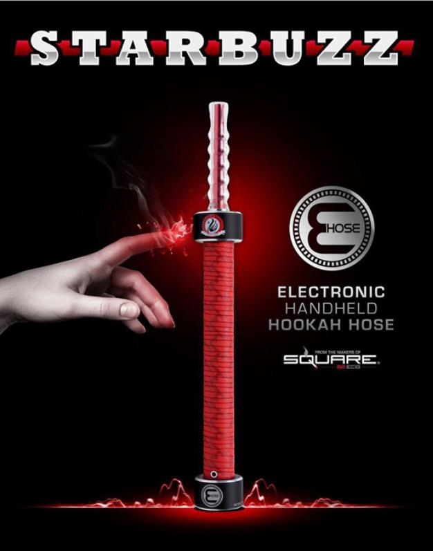 100% original starbuzz ehose