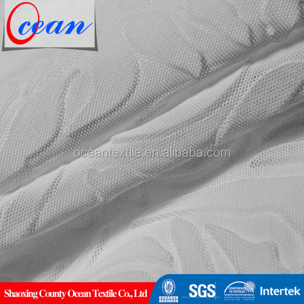 new style last custom 6mm polyester 3d spacer air mesh fabric
