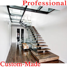 type of wood stair railings stair metal used