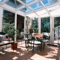 Super Quality Aluminum And Glass Sunrooms