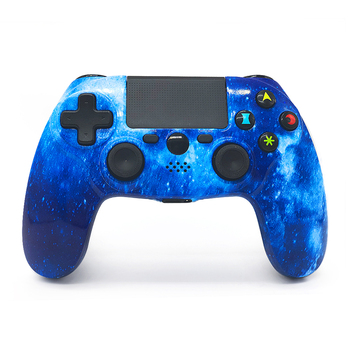 Wireless Video Game Pad PS 4 Gamepad Custom Shell PS4 Joystick Controller For Sony