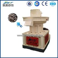 auto lubrication system agro waste wood pellet mill manufacture