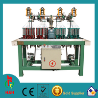 13 spindles lace braiding machine